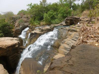 Les Cascades de Banfora au Burkina