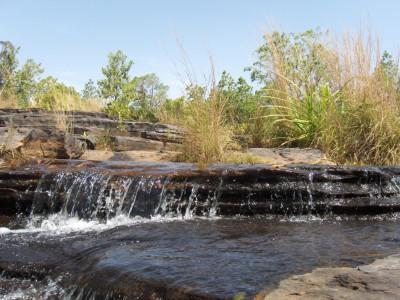 Cascades de Banfora au Burkina Faso